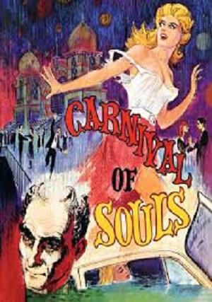Carnival of Souls 1962 poster