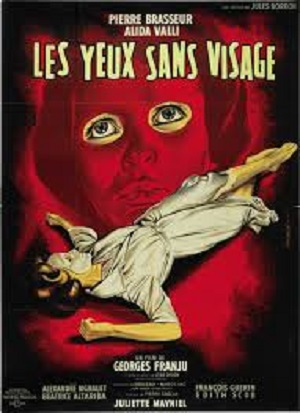 Eyes Without a Face 1960 poster