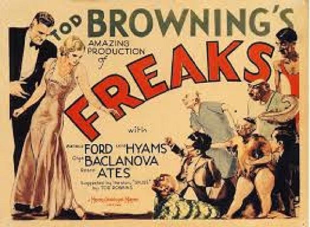 Freaks poster 1932