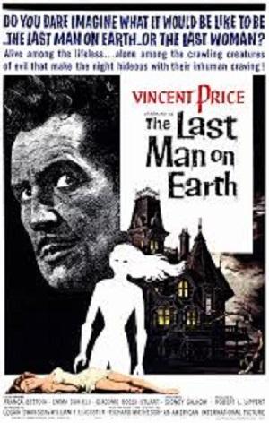 Last Man on Earth 1964 poster