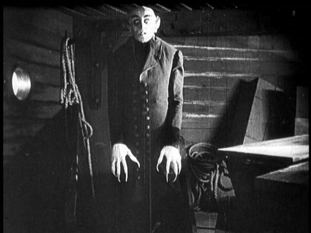 Nosferatu 1922 vampire