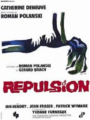 Repulsion 1965 poster