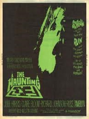 The Haunting 1963 poster