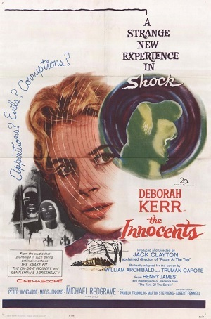 The Innocents 1961 poster