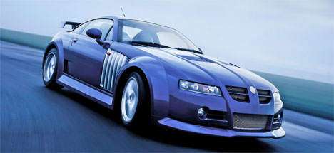 A collection of some of the worlds weirdest and ugliest supercars on the planet
